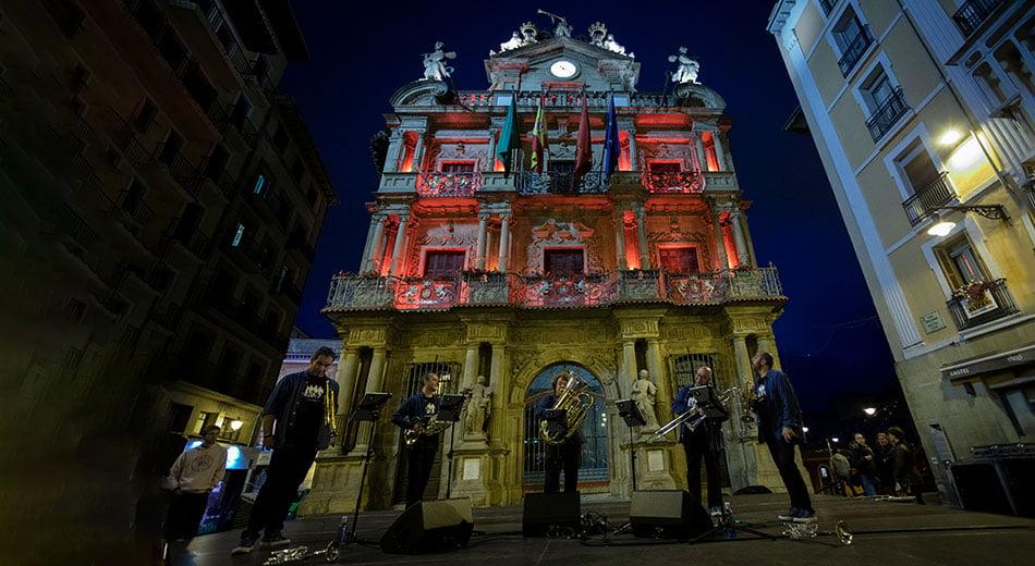 Spanish Brass ayuntamiento